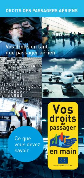 Droits des passagers aériens
