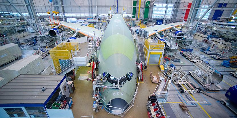 A380 : la situation du programme s'améliore