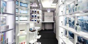 Première boutique duty free dans un A380 sur Korean Air